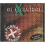 Os Excluídos - Cd Volume 2 - 10 Bandas Gaúchas - Lacrado