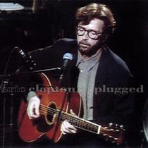 Cd Eric Clapton - Mtv Unplugged * Novo / Lacrado