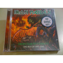 Iron Maiden From Fear To E..best Of 1990-2010 (02 Cds) U.s.a
