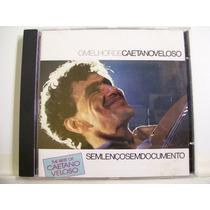 Caetano Veloso, O Melhor, Sem Lenço E Sem Documento Cd Orig