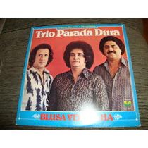Vinil Trio Parada Dura - Blusa Vermelha