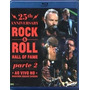 Blu-ray The 25th Anniversary Rock & Roll Hall Of Fame 2