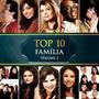Cd Top 10 Família Vol. 1 - Mk Music (coletânea)