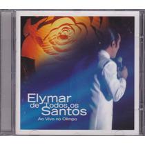 Elymar - Cd De Todos Os Santos - Ao Vivo No Olimpo