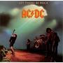 Ac/dc Let There Be Rock (cd Novo Importado Caixa De Acrilico