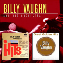Billy Vaughn - Cd Golden Hits + Great Golden Hits (1960)