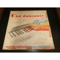 Lp Waldir Calmon - Chá Dançante Nº3, Disco Vinil