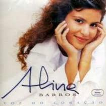 Aline Barros Voz Do Coração Cd Lacrado Sony Music