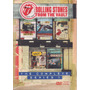 Dvd (kit 5 Dvds) The Rolling Stones From The Vault
