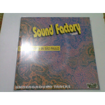 Vinil Lp Sound Factory The Best Party In Sao Paulo