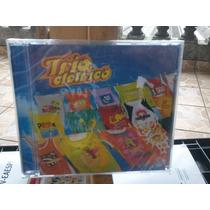 Cd - Trio Eletrico Ivete Babado Daniela Chiclete Timbalada