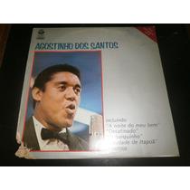 Lp Agostinho Dos Santos - Retrospecto Vol.4, Vinil De 1979