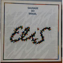 Elis Regina - Saudade Do Brasil - Box C/ 2 Lps )