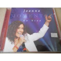 Joanna-momentos Ao Vivo-cd