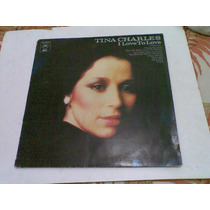 Vinil Lp ,,, Tina Charles ,,, I Love To Love 1976