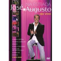 Dvd José Augusto - Ao Vivo / Na Estrada (979043)