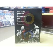 Caetano Veloso E Gilberto Gil - Multishow Ao Vivo 2cd + Dvd
