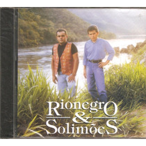 Cd Rionegro E Solimoes - Sonhei (1995) Morrendo De Amor