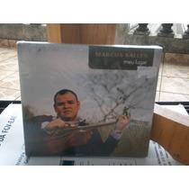 Cd - Marcus Salles Meu Lugar Musica Gospel