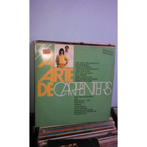Lp Carpenters A Arte Duplo C/encarte