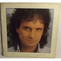 Lp / Vinil Mpb: Roberto Carlos - Verde E Amarelo - 1985
