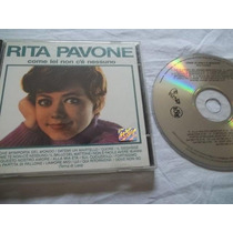 * Cd - Rita Pavone - Romanticas Italianas