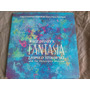 Vinil Walt Disney Fantasia Lp Duplo Leopold Stokowski Barato