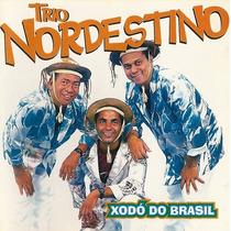 Cd Trio Nordestino Xodó Do Brasil