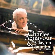 Cd - Charles Aznavour - The Clayton Hamilton - Lacrado