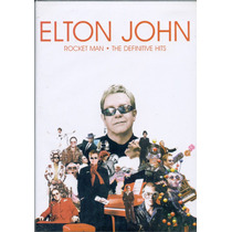 Cd / Dvd Elton John - Rocket Man / The Definitive Hits -