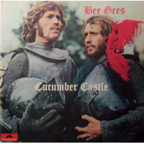 Lp Bee Gees/cucumber Castle/1970/bom Estado