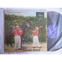 Lp - Torres E Florencio / Cavalo Zaino / Rosicler R-7021