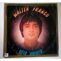 Lp Vinil Walter Franco - Vela Aberta