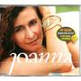 Joanna Cd Single Promo Dizer Não - Raro