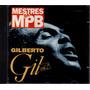 Cd Gilberto Gil - Mestres Da Mpb Vol.2