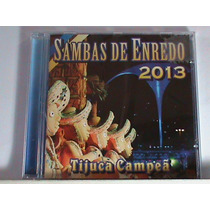 Cd - Sambas De Enredo - 2013 (novo - Original - Lacrado)