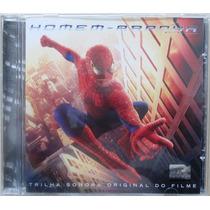 A9703 Cd Homem-aranha Trilha Original Do Filme