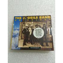 The J Geils Band -anthology Houseparty - 2 Cds - Imp/novo/ab