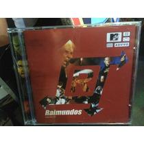 Raimundos, Cd Ao Vivo Mtv Volume 1, Wea-2000