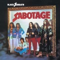 Lp Black Sabbath - Sabotage Lp 180g