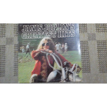 Lp-janis Joplin-greatest Hits-importado