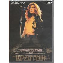 Led Zeppelin Stairway To Heaven 1974 Dvd(lacrado)(br)nacio**