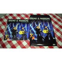Cd E Dvd Bruno E Marrone Ao Vivo Agora + Frete Grátis