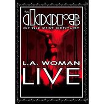 The Doors L.a.woman Live Dvd Importado Novo Lacrado