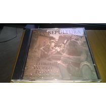 Cd Single Sepultura Third World Posse (fase Max Cavalera)