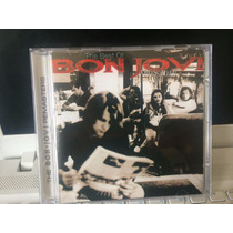 Bon Jovi, Cd Cross Road, Mercury-1994 Remasterizado
