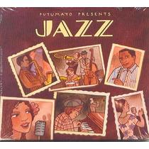 Cd Putumayo Presents - Jazz Varios