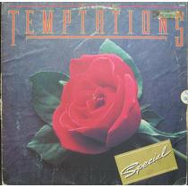 The Temptations Lp Disco Vinil Special