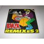 Nova Fm - Remixes 2 - Ano 1 - 1991 - Lp