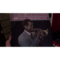Lp Vinil Louis Armstrong 1989and His All Stars Rockin